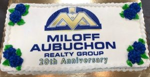 Miloff Aubuchon Realty Group Celebrates 20 Years
